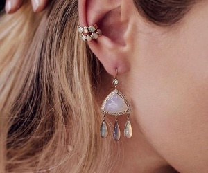 style and earrings image