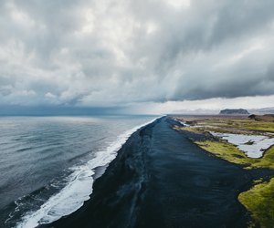 iceland, travel, and nature image