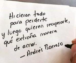 amor, frases en español, and español image