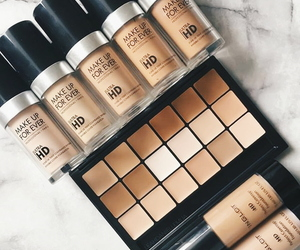 aesthetic, tumblr, and foundations image