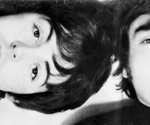 mclennon, john lennon, and Paul McCartney image