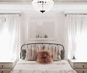 home, bedroom, and decor image