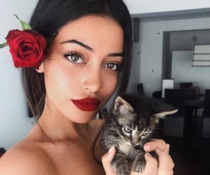 cat, cindy kimberly, and wolfiecindy image