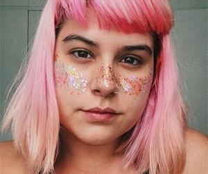 body positive, brilho, and glitter image