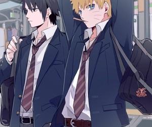 anime and narusasu image