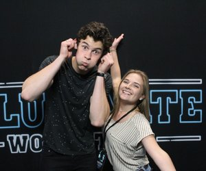 meet and greet, m&g, and shawn mendes image