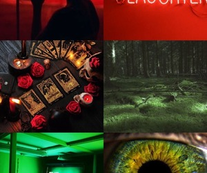 couple, the wicked powers, and ash morgenstern image