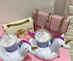bag and unicorn image