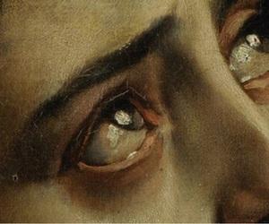 art, 2017, and eyes image