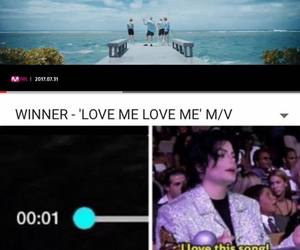 kpop, meme, and winner image