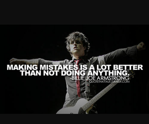 billie joe armstrong, green day, and nothing image