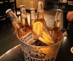 beer, corona, and corona extra image
