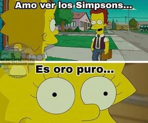 memes, los simpson, and memes en español image