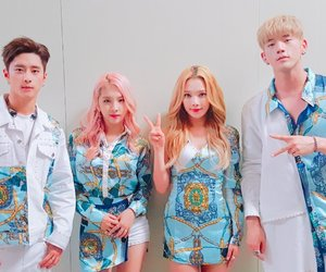 k-pop, kpop, and kard image