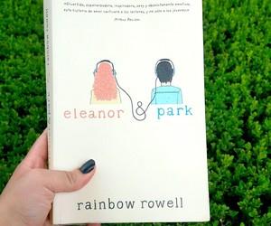 book, books, and rainbow image