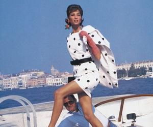 90s, fashion, and magazine image