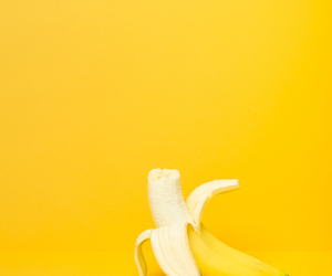 yellow and banana image