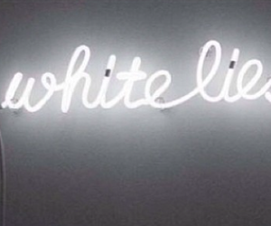 quotes, whites, and neon font image