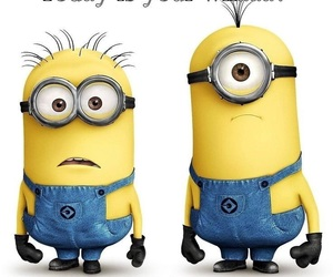 birthday, minion, and hbd image