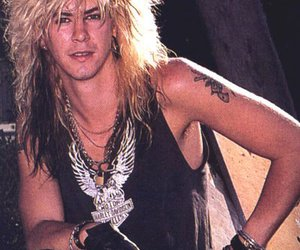 blond, rock n roll, and duff mckagan image