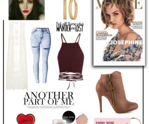 fashion, wattpad, and Polyvore image