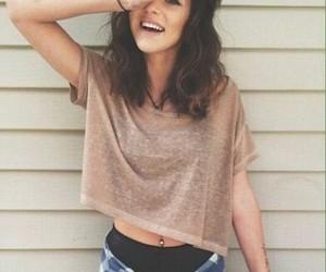 girl, tumblr, and hermosa image