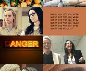 GL, laura prepon, and orange is the new black image