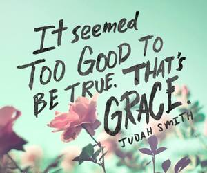 quote, god, and grace image