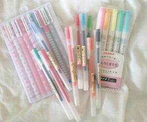 kawaii, pastel, and pen image