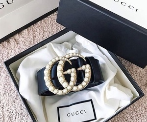 luxury, gucci, and belt image