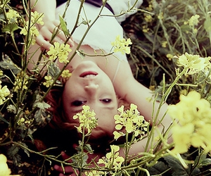 girl, nature, and dreamy image