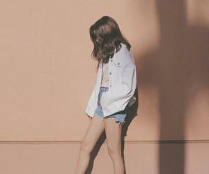 girl, korean, and tumblr image