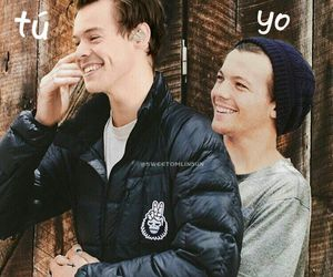 edit, love is love, and louis tomlinson image