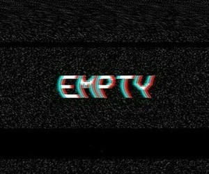 empty, grunge, and black image