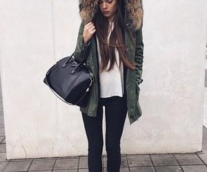 fall, winter, and autumn fashion image