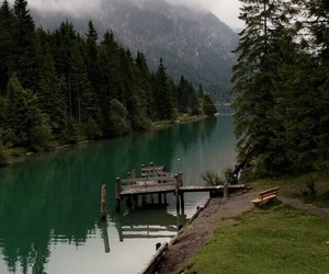 beautiful, beautiful place, and lake image