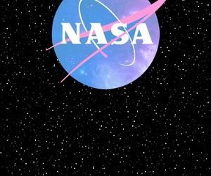 wallpaper, nasa, and stars image