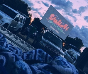 drive in, minnesota, and movie image