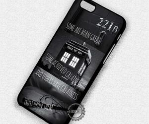 doctor who, harry potter, and iphone7 image