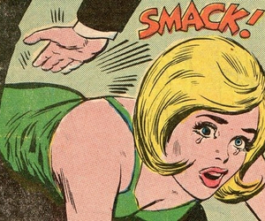 Smack, comic, and pop art image