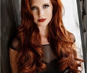 auburn, ginger, and red hair image
