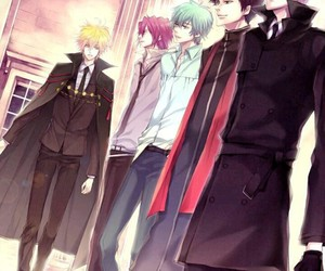 g, knuckle, and vongola image