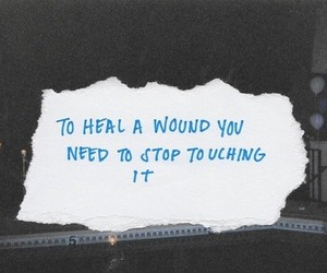 quotes, wound, and heal image