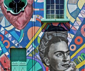 arte, colores, and méxico image