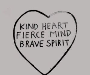 heart, mind, and aggo quotes image