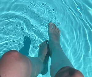 feet, outside, and florence image