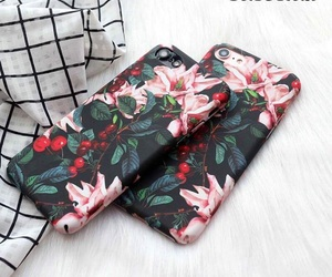 cases, cherry, and trendy image
