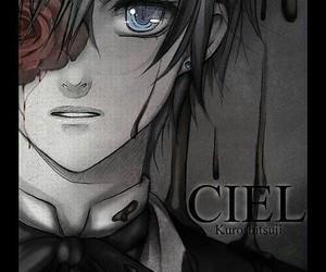kuroshitsuji, black butler, and ciel phantomhive image