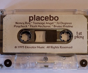 Placebo and music image