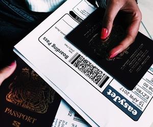 fun, girls, and passport image